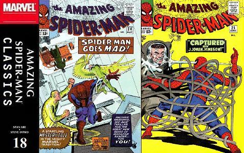 018 ASM Classics - Amazing Spider-Man 24 and 25