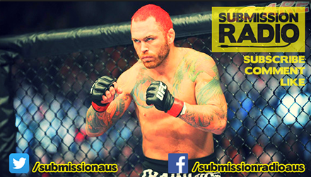 Submission Radio 24/8/14 King Mo, Ed Soares, Chris Leben, breakdowns of UFC Fight Nights 48 & 49