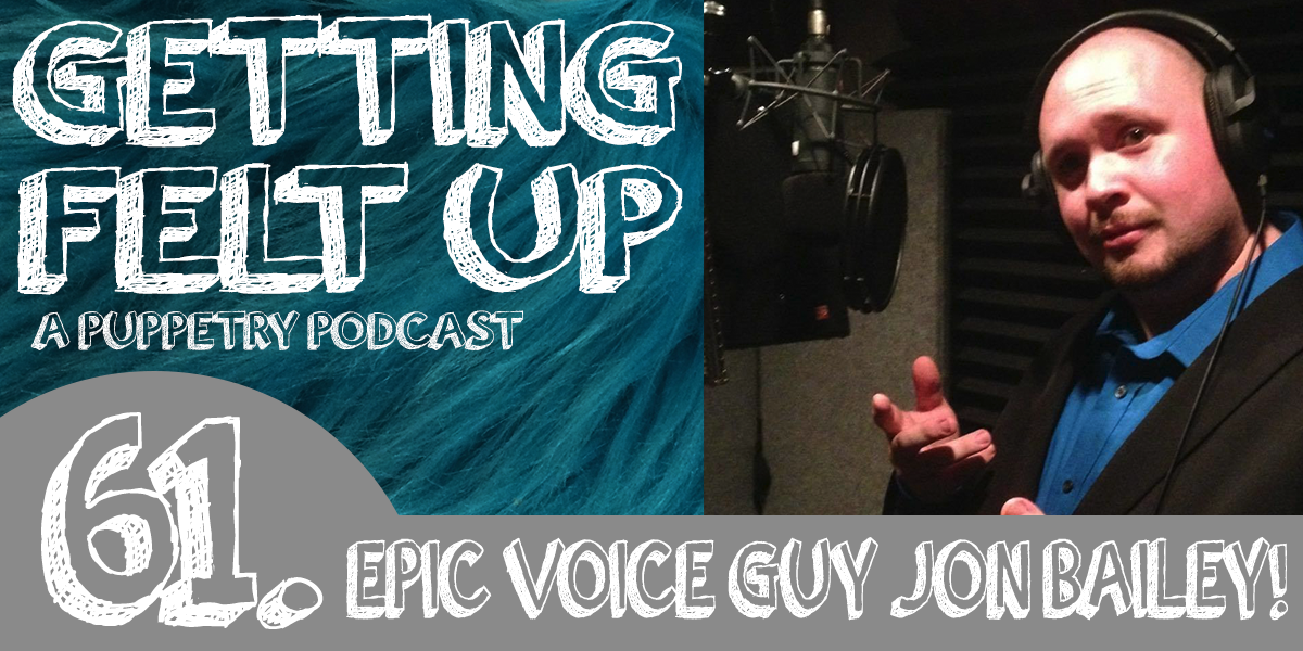 61. Epic Voice Guy Jon Bailey!
