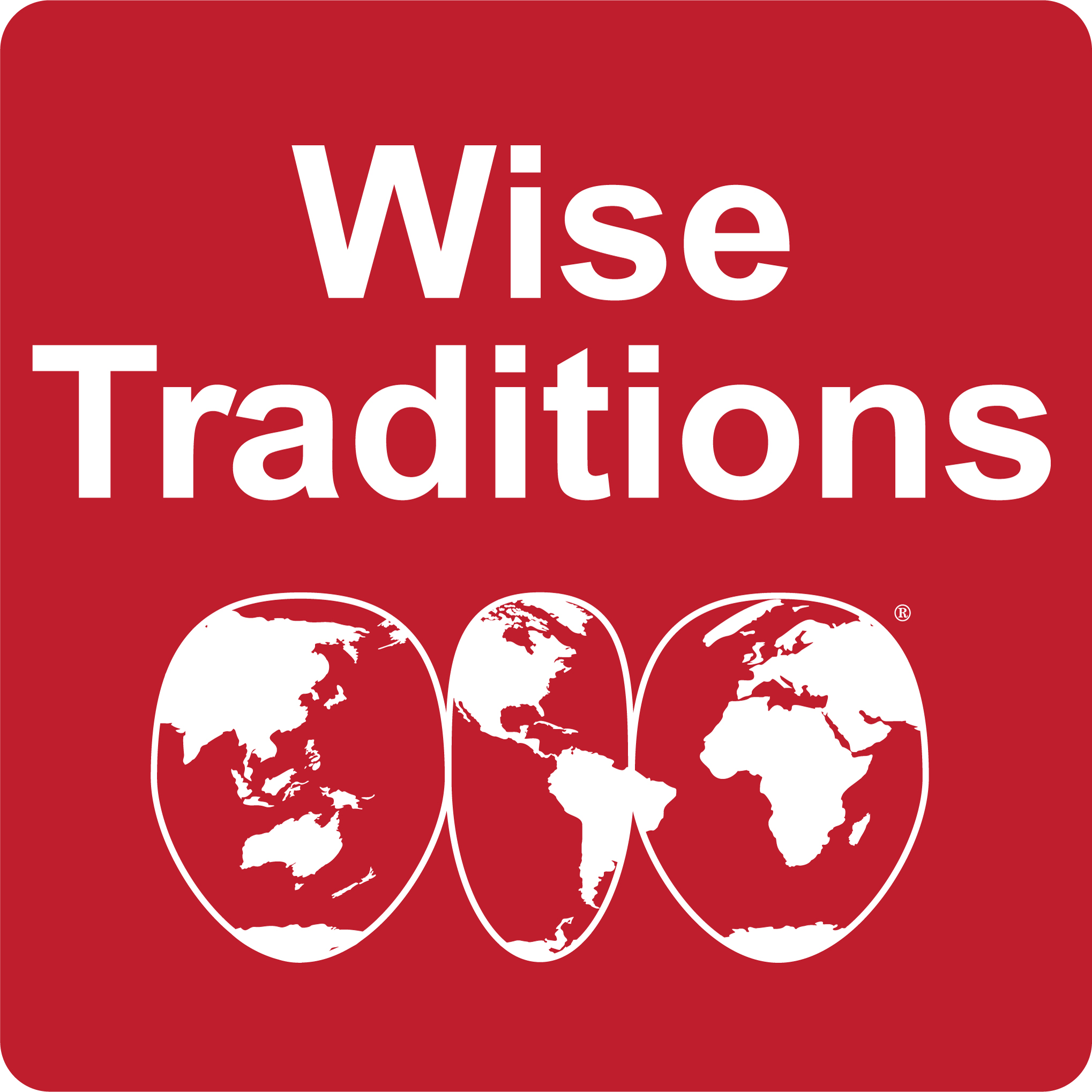 Wise Traditions  show art
