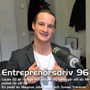 96 Lucas 22 år - våga och tro på dig själv gör att du får jobbet du vill ha