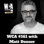Artwork for WCA #161 with Matt Donner