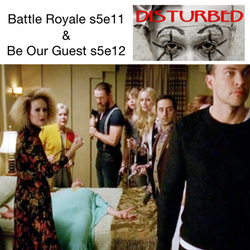 Battle Royale s5e11 & Be Our Guest s5e12 - Disturbed: The American Horror Story Hotel Podcast
