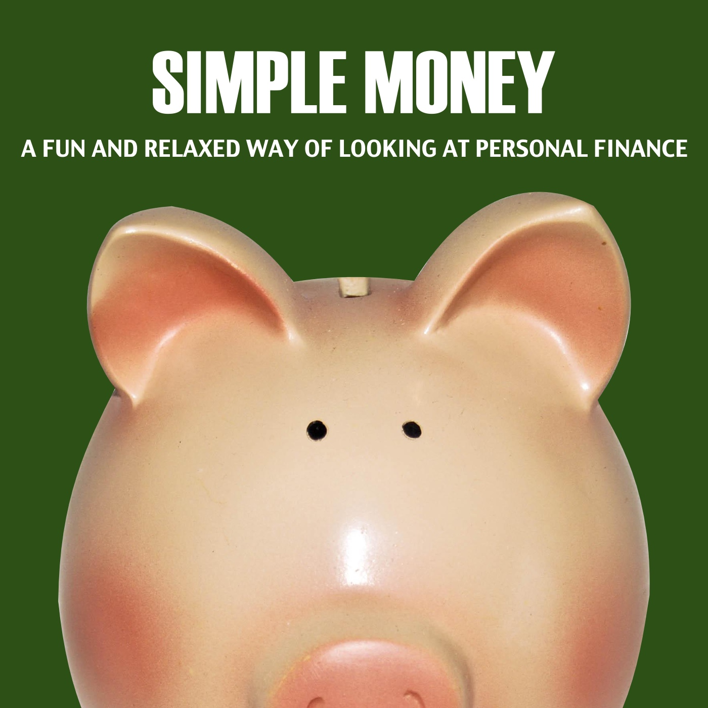 Simple Money Podcast - Canadian Personal Finance show art
