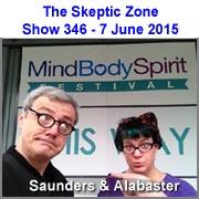 The Skeptic Zone #346 - 7.June.2015