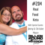Artwork for 204: Real food keto with Jimmy and Christine Moore