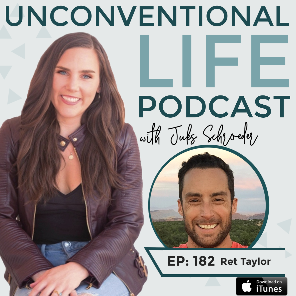 Ep: 182  Transition from Conventional To Unconventional  show art