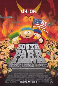 Episode 7- South Park- Bigger, Longer, and Uncut