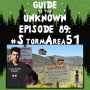 Artwork for Guide to the Unknown 89: #StormArea51
