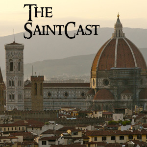 SaintCast #115, 7 Servite Founders, antimension?, St. Dominic and the Dogs, audiofeedback at +1.312.235.2278