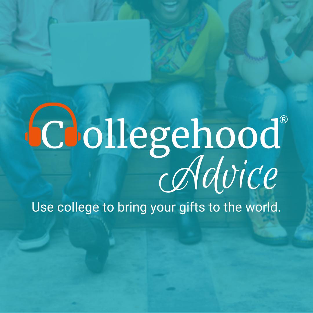 Collegehood Advice show art