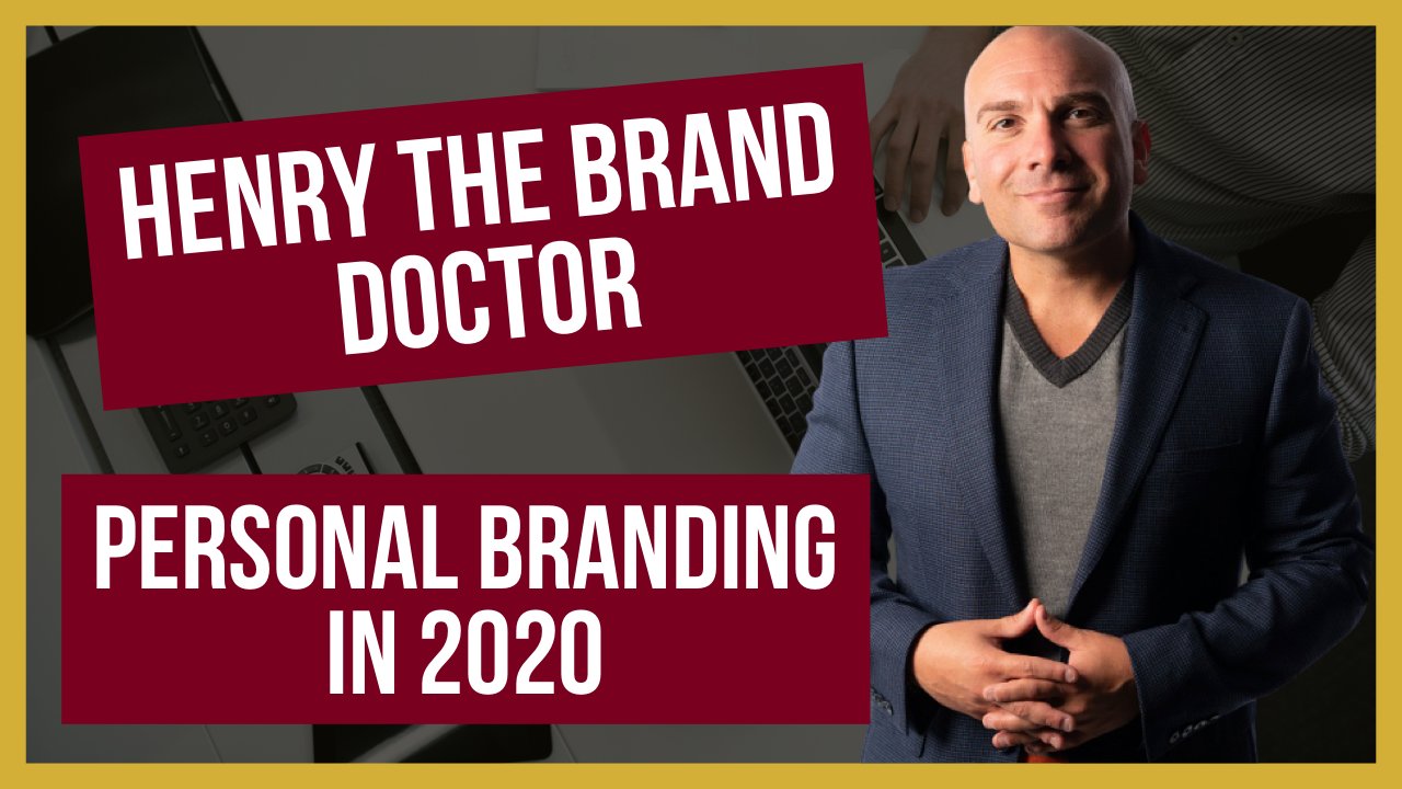 Henry the Brand Doctor: Building a Service Business in 2020