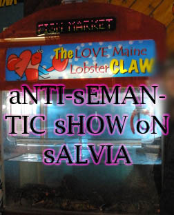 Anti-Semantic Show On Salvia