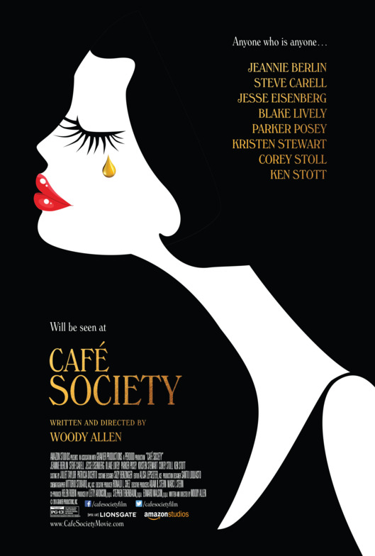Ep. 258 - Cafe Society (Manhattan vs. Vicky Cristina Barcelona)