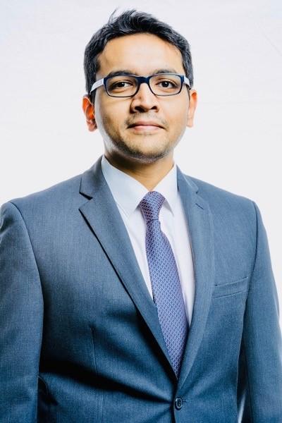 Tarun Tripathy, MBA'18
