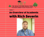 Artwork for Rich Severin- An Overview of Academia