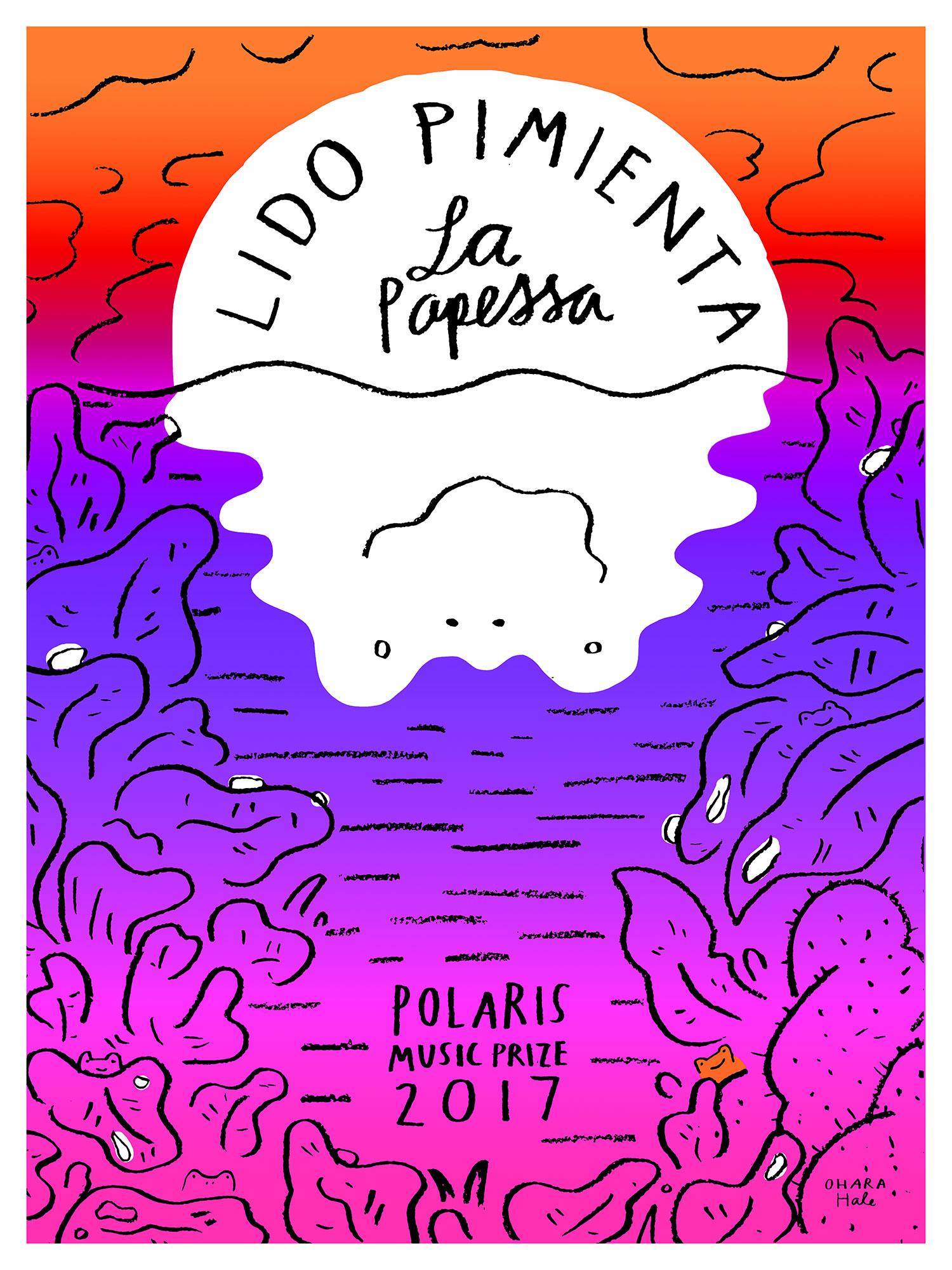 Artwork for Ep. #349: 2017 Polaris Music Prize Grand Jury Members