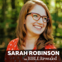 Artwork for Depression In The Bible with Sarah Robinson