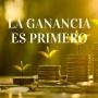 Artwork for #089 La Ganancia Es Primero - Un Resumen de Libros para Emprendedores