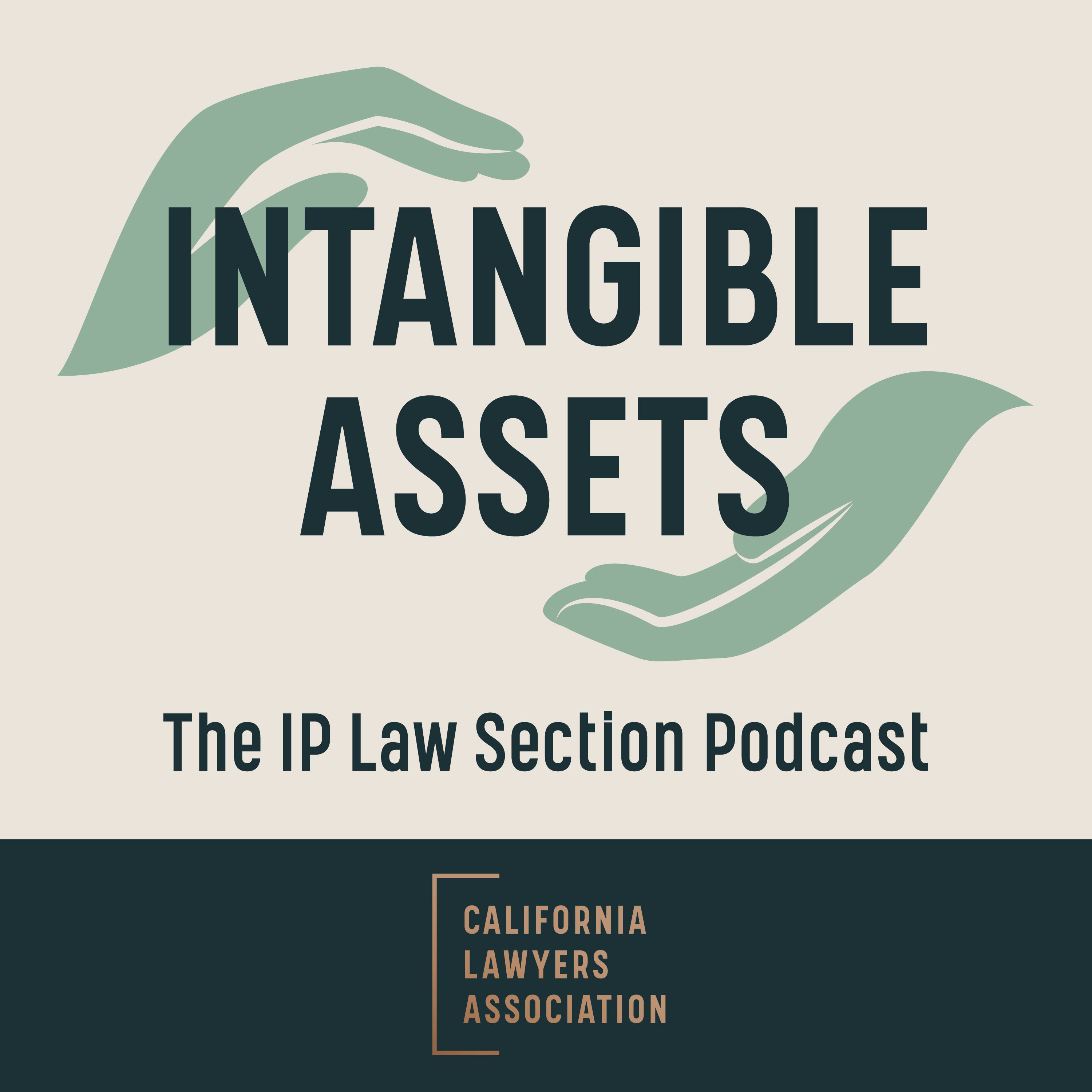 Intangible Assets The IP Law Section Podcast show art