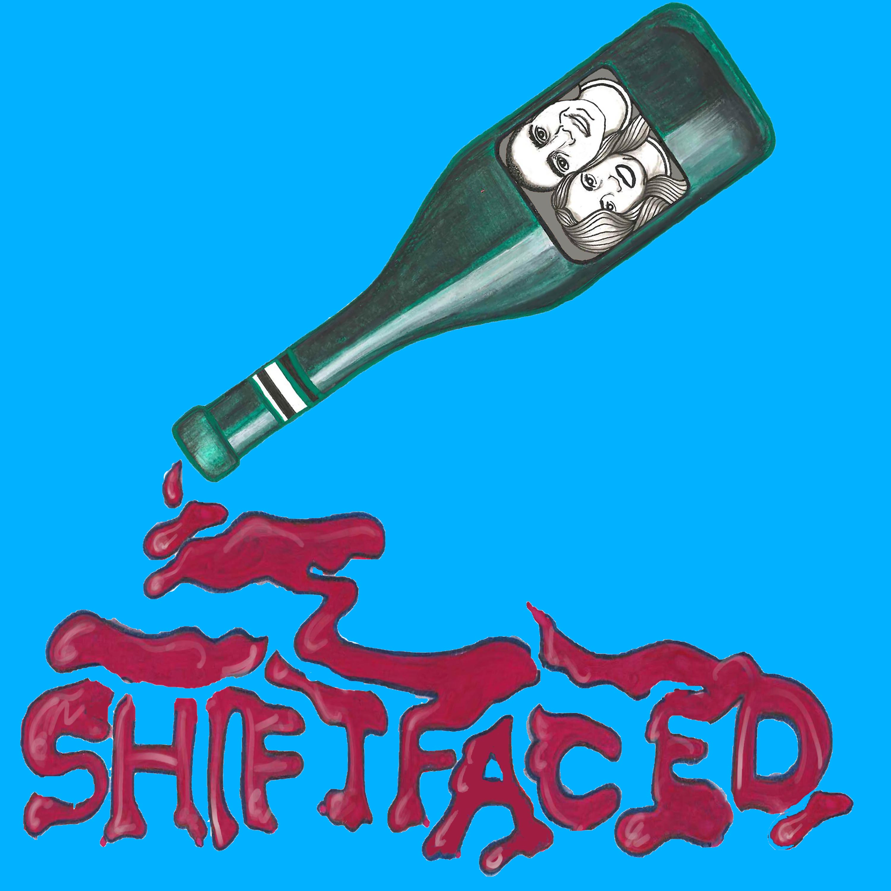 Shiftfaced Podcast show art
