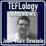 Artwork for TEFL Interviews 47: Jean-Marc Dewaele on Multilingualism