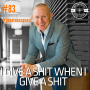 Artwork for #83: I Give A Shit When I give A Shit - Daily Mentoring w/ Trevor Crane #greatnessquest