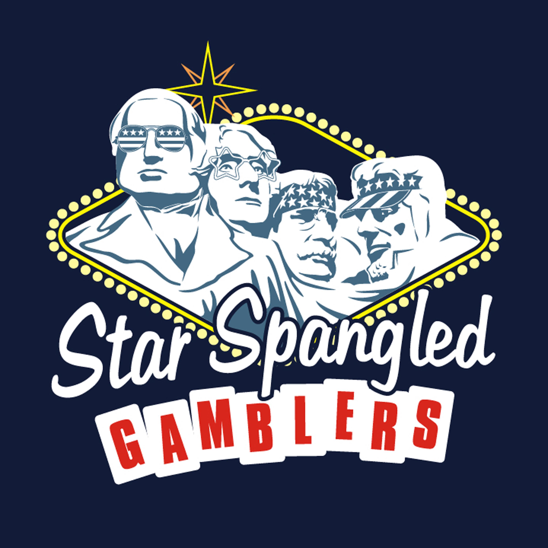 Star Spangled Gamblers show art