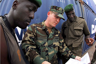 US Acheives Deep Penetration of African Armed Forces