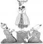 Artwork for The Wizard-Dervish - A Turkish Folktale