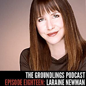 The Groundlings Podcast 18: Laraine Newman
