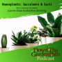 Artwork for Houseplants: Succulents and Cacti