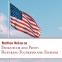 Artwork for Patriotism and Piety: Honoring Founders and Fathers