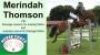 Artwork for 106: Merindah Thomson - Dressage Lessons For Jumping Riders and Jumping Lessons for Dressage Riders