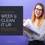 Artwork for Summer Refresh Week Five: Clean It Up