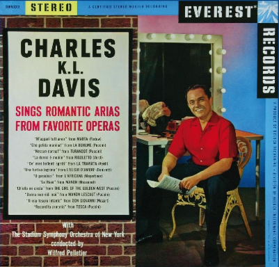 The Many Facets of Charles K.L. Davis