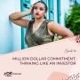 Artwork for 026 Million Dollar Commitment: Thinking Like an Investor