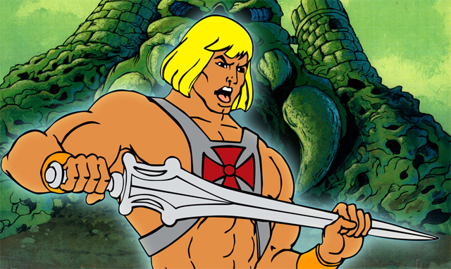 Back in Toons Classics: He-man & the Masters of the Universe