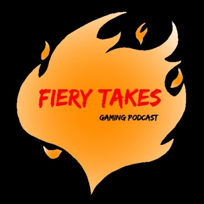 The fiery-takes gaming podcast show image