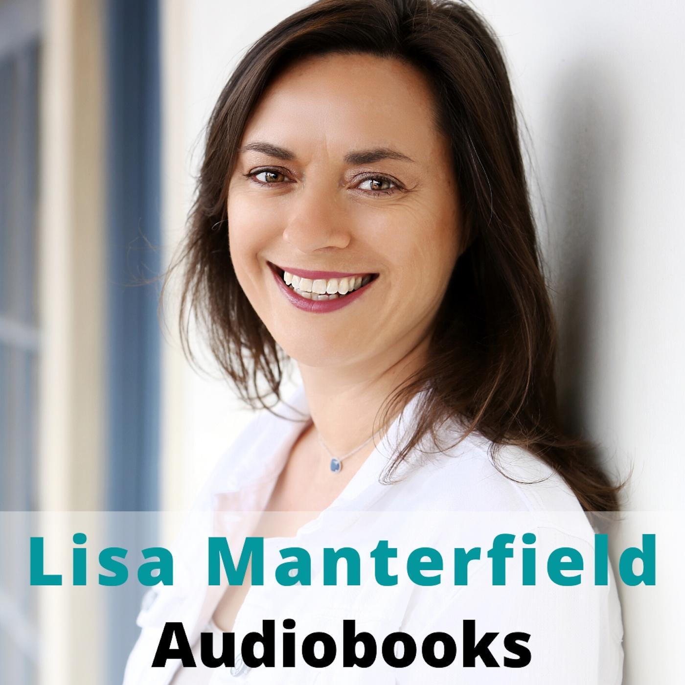 Lisa Manterfield Audiobooks show art