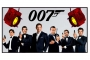 Artwork for Episode 91: Shaken Not Stirred-the James Bond Show