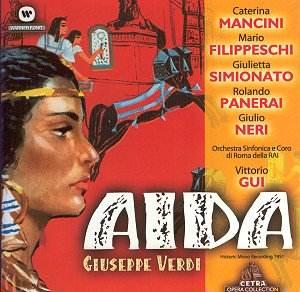 Aida on Cetra