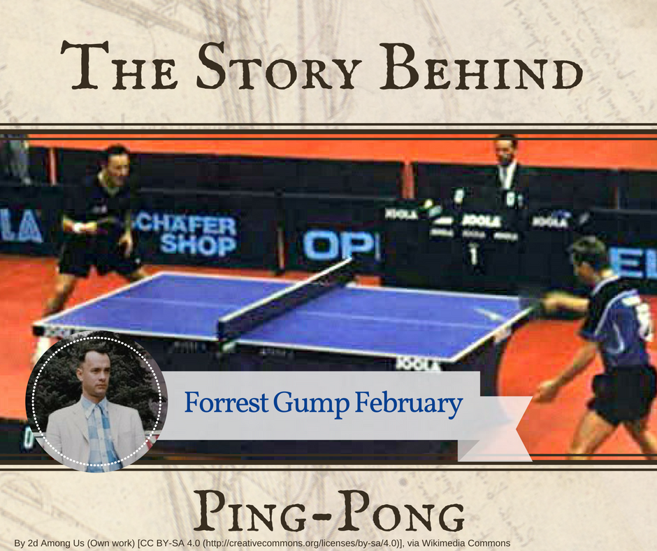 The Story Behind: Ping-Pong | Forrest Gump February (TSB034)