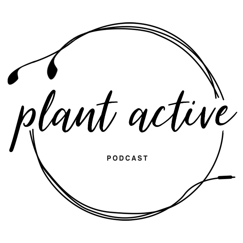 Plant Active Podcast show art