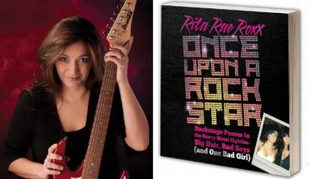 Episode 177 - Rita Rae Roxx Author of Once Upon A Rock Star