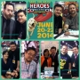 Artwork for Episode 545 - Heroes Con w/ Ben Templesmith/Stephane Roux/Emi Lenox/Michael Cho/Amy Chu/Matthew Smith!