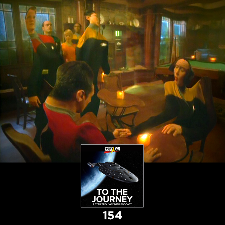 To The Journey 154: Resting Vulcan Face