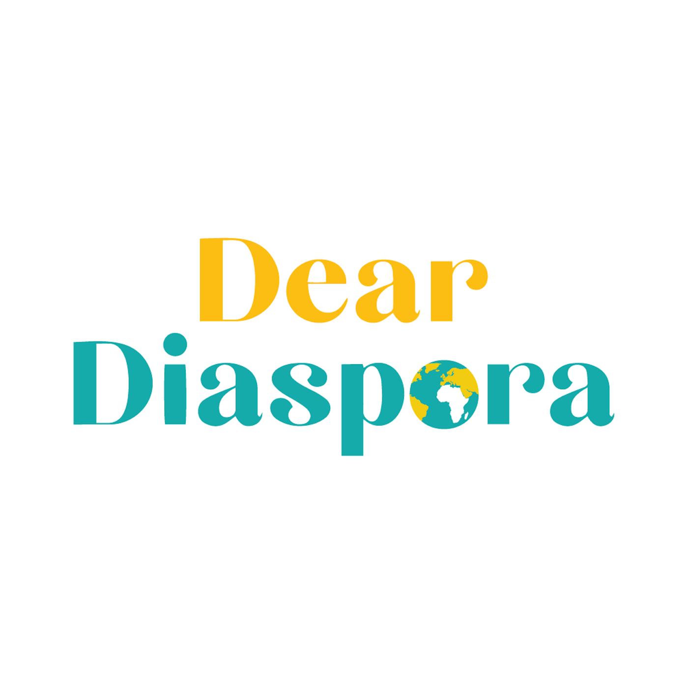 Artwork for 1. Intro Episode - Welcome to Dear Diaspora!