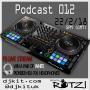 Artwork for DJKit.com Podcast 012 - FB Live Stream