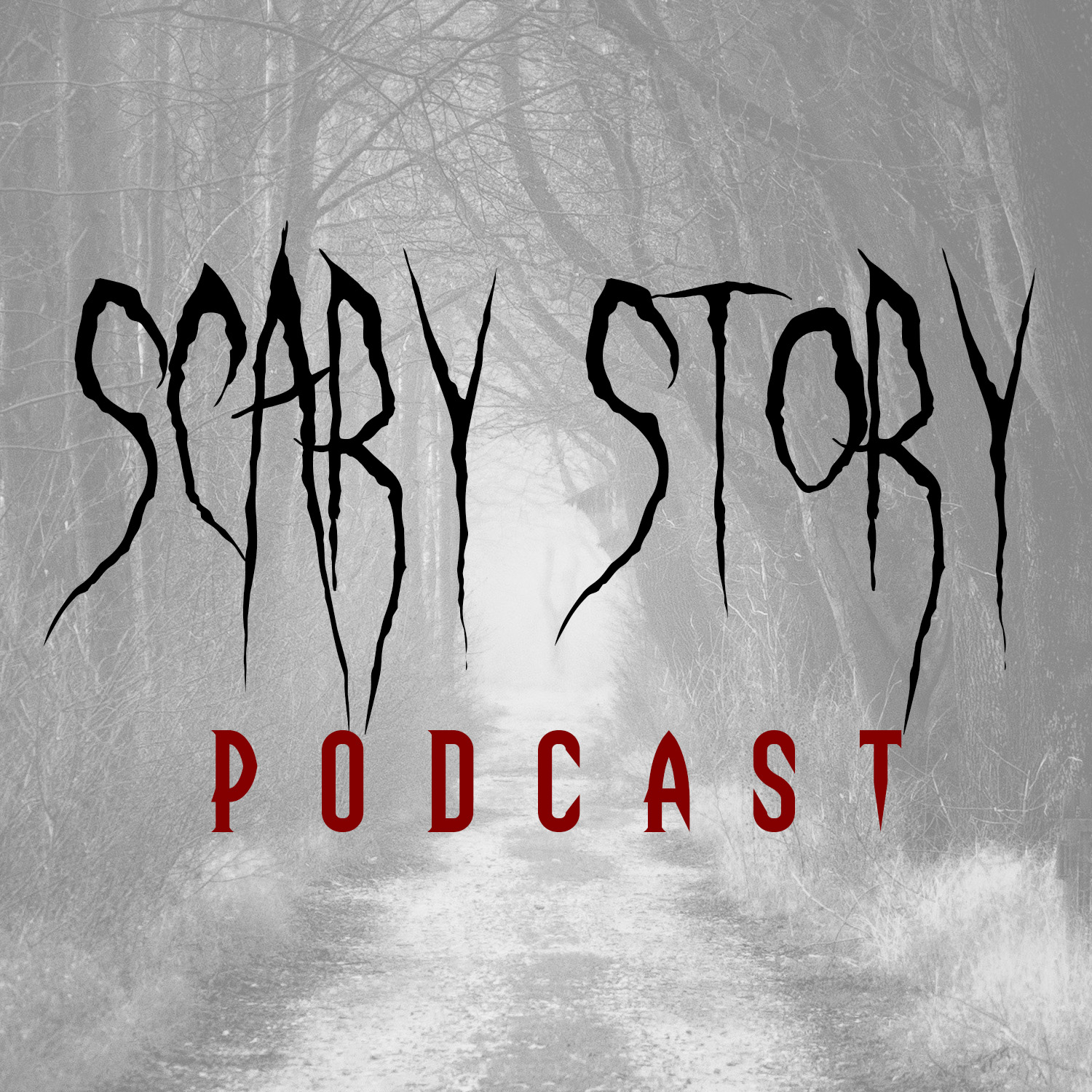Scary Story Podcast show art